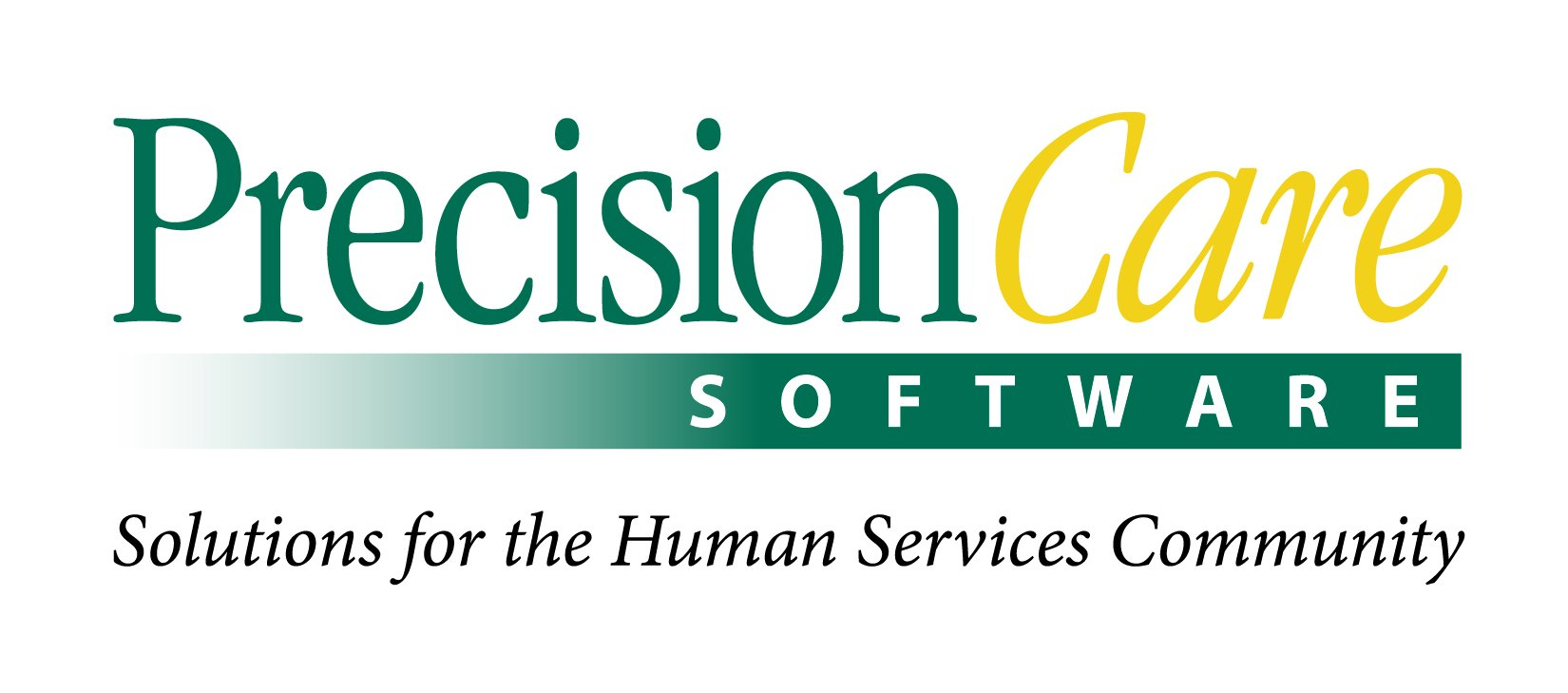 PrecisionCare Software Solutions for the Human Services Community